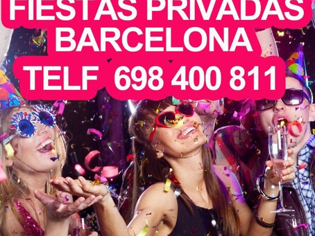 celebrar fiestas privadas en barcelona consejos útiles