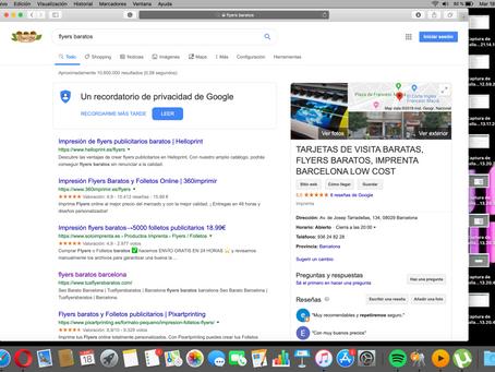 reseñas falsas google  business Soluciones 698 400 811