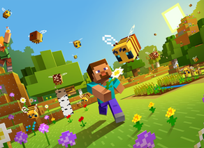 Unter der Lupe: Das Spiel Minecraft