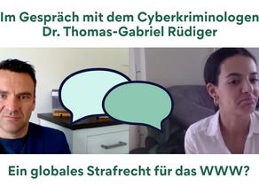 Interview: Welches Strafrecht greift bei Online-Straftaten?