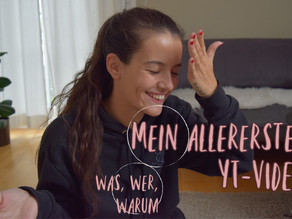 YouTube-Video: Ich stelle mich vor
