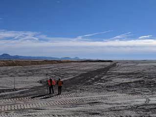 Arizona mine sampling works