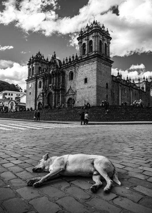 PLAZA DE ARMAS DEL CUSCO // PERU