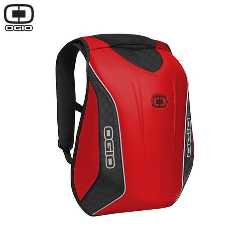 OGIO MACH 5 MOTORCYCLE BAG RED - תיק גב קשיח לרוכב מאך 5 אדום
