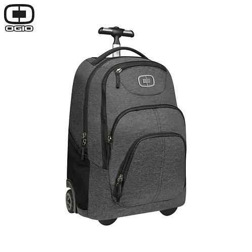 """OGIO PHANTOM TRAVEL BAG - תיק טרולי """"פאנטום"""" בצבע אפור כהה"""