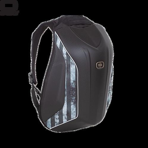 OGIO MACH 5 MOTORCYCLE BAG SPECIAL OPS - תיק גב קשיח לרוכב מאך 5 שחור כוכבים