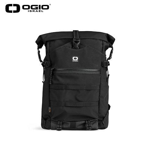 "OGIO ALPHA CONVOY 525R BACKPACK - תיק גב ""אלפא קונבוי"" 525R בצבע שחור"