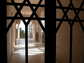 The Shul balcony view