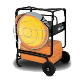 KBE5L 2-Step Radiant Heater