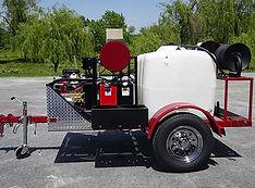 Custom Pressure Washer