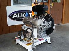 Custom Build Pressure Washer