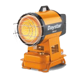Val6 Daystar Space Heater