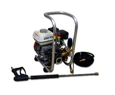 HL3025C Commercial Pressure Washer - 3 GPM - 2500 PSI