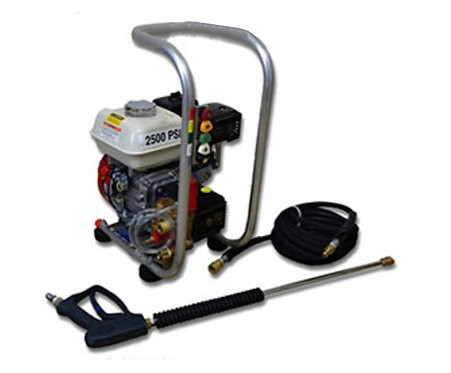 AGH3025C Gas Powered Residential/Agriculture - 3 GPM - 2500 PSI