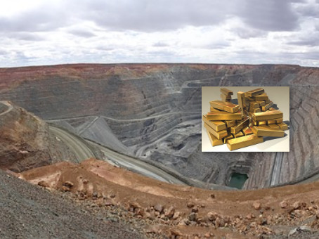 Gold Mining, Processing and Refining