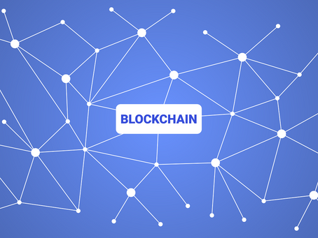 Blockchain Technology mining and Gold