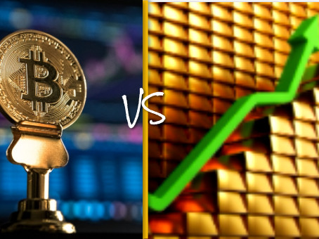 Gold vs Cryptocurrency: A New World