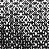 Kaleidoscope - Black