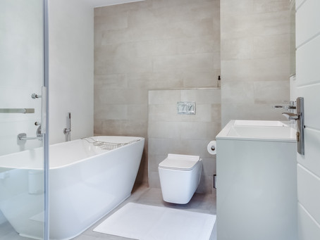 How to renovate your bathroom without blowing the budget!