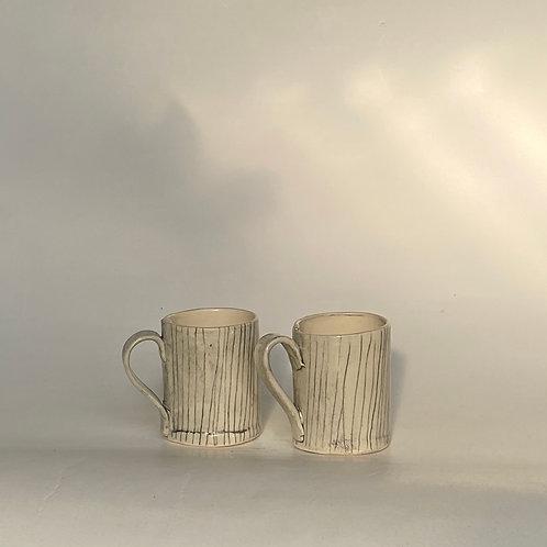 Wild Grass Espresso Cups (Set of 2)