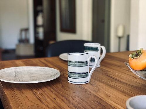 Grasslands Coffee Mugs (Set of 4)