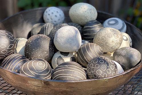 Decorative Eggs (Set of 3)