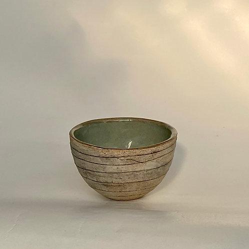 Stripe Meditation Bowl