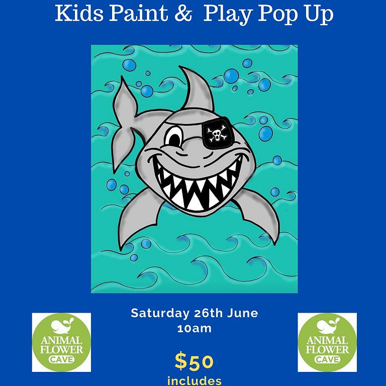 Kid Paint & Play Pop Up
