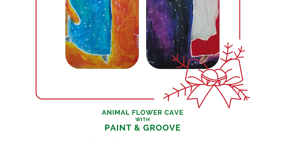 Paint & Groove Adult Painting Pop Up