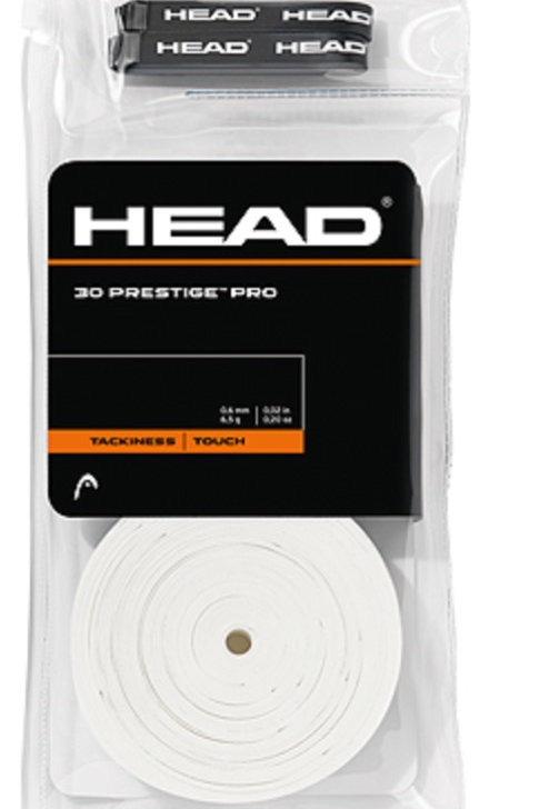 HEAD Prestige Pro 30 Grip Roll White