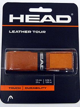 HEAD Leather Tour Grip Tan