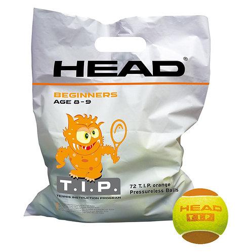 72 Head TIP orange balls
