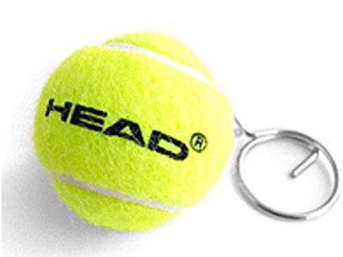 Head Ball Key Ring