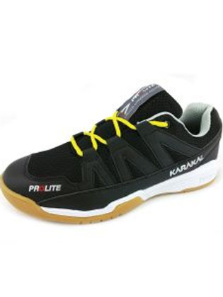 Karakal Prolite Court Shoe Classic Black