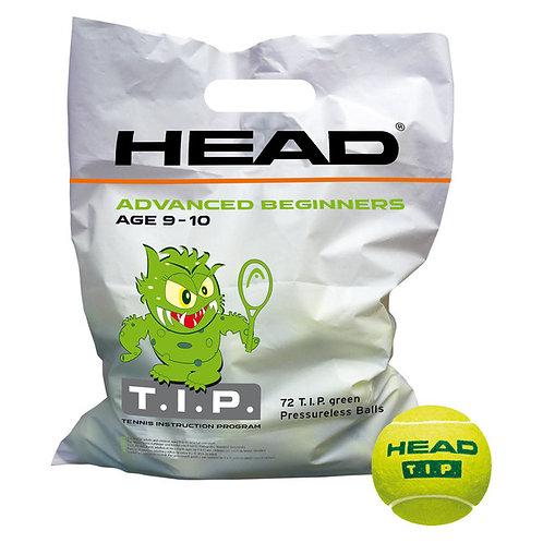 72 Head TIP green balls