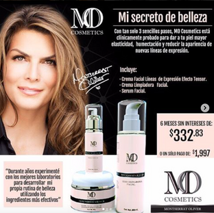 Montserrat / Mo Cosmetics