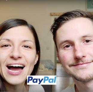 Ania & Daniel for PayPal MoneyPool
