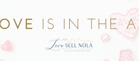 LOVE is in the air in NOLA this week!