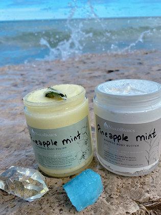 Pineapple Mint Set