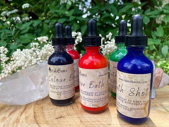 Colour Bath Shot