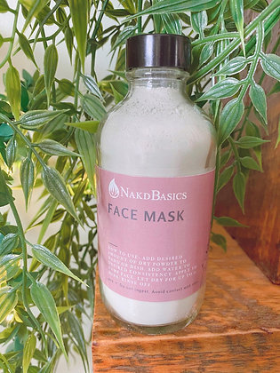 Face Mask - Dry