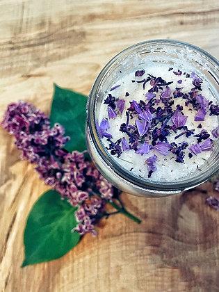 Lilac Bath/Shower Salts