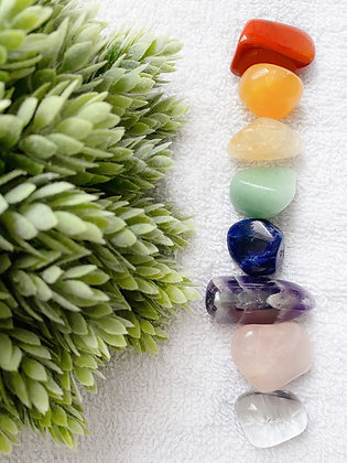 Healing Crystal Set
