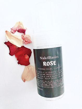 Foaming Cleanser - Rose