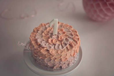 Cake smash sessie