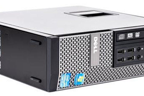 Dell Optiplex 9010 (Factory refurbished with One year of warranty)