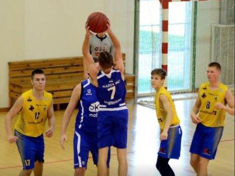 BK Narva võttis teise võidu järjest