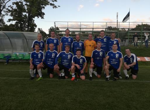 Kohtla-Nõmmele Tipneri Karikavõistlustel 1/64 finaalis kaotus