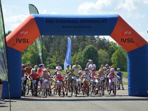 Toila võistlussari noortele startis rattaralliga!