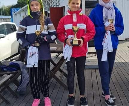 Toila noored käisid Pirital purjevõistlustel!